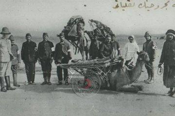 Kut'ül Amare cephesinden, Filistin'e: 149 yıllık görsel arşiv