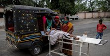 India sets daily record of 67,000 COVID-19 cases