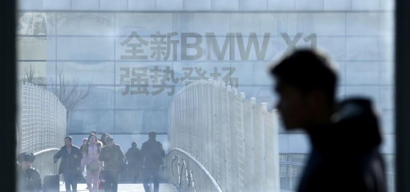 BMW TO SPEND $4.2 BILLION TO TAKE CONTROL OF CHINA JOINT VENTURE