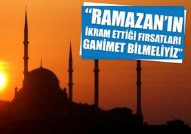 Ailede Ramazan, Ramazan'da aile
