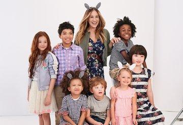 Sarah Jessica Parkerdan çocuklara özel koleksiyon