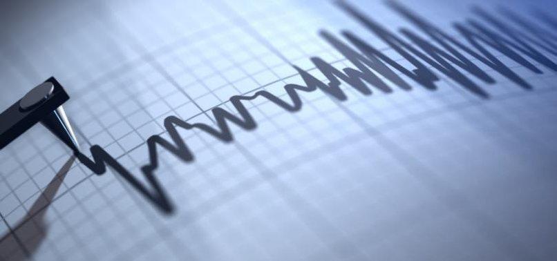 MAGNITUDE 4 EARTHQUAKE HITS EASTERN TURKEY