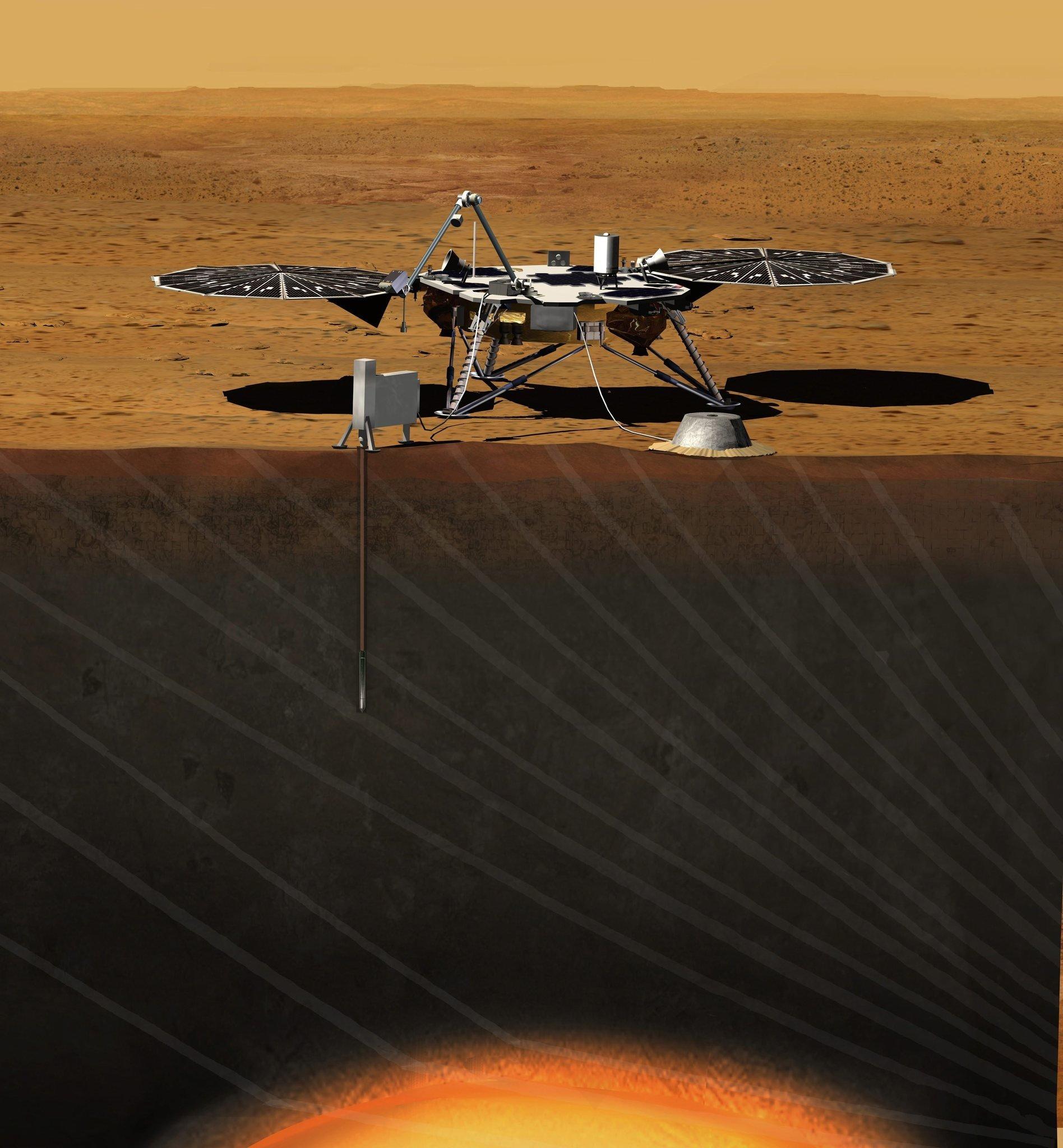 MARS'IN YENİ SAKİNİ: INSİGHT