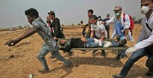 Two Palestinians killed by Israeli fire near Gaza border