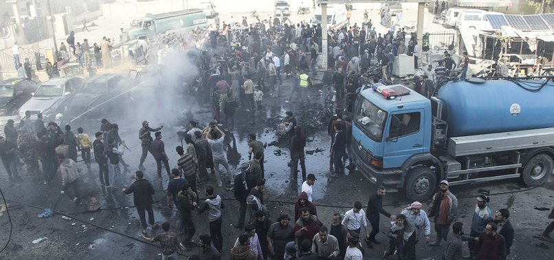 YPG CAR BOMB ATTACK KILLS ALMOST 20 AL-BAB LOCALS IN NORTHERN SYRIA
