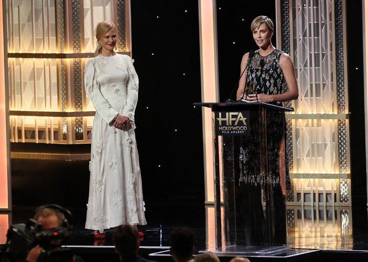 Hollywood Film Ödülleri 2019'da yıldızlar geçidi