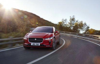 Jaguar, Cenevre'de elektrikleniyor