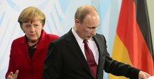 Putin, Macron and Merkel discuss war-torn Syria over phone