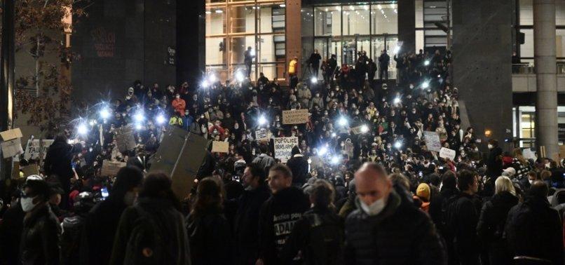 POLICE BRUTALITY PROTESTS TURN VIOLENT IN PARIS