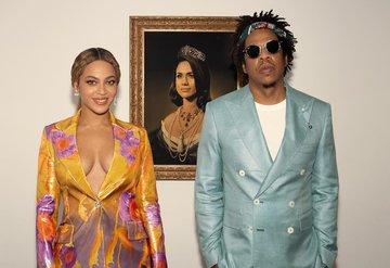 Beyonce ve Jay Zden Meghan Marklelı teşekkür