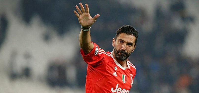 ITALYS BUFFON SAYS HE WILL PLAY LAST GAME FOR JUVENTUS ON SATURDAY