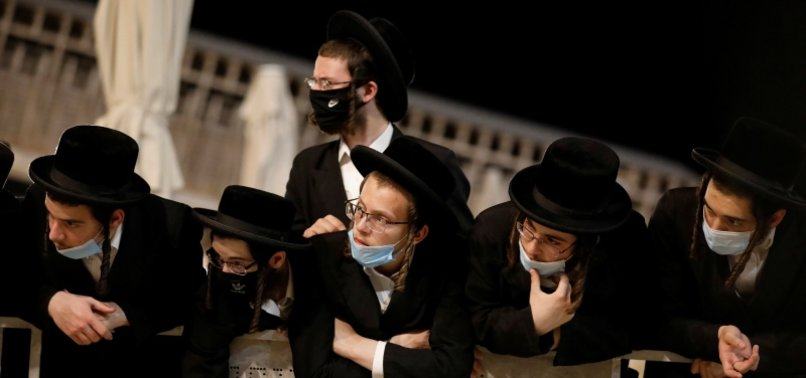ISRAEL SEES OVER 700 NEW CORONAVIRUS CASES