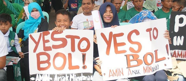 Bangsamoro Müslümanları bugün kaderlerini belirliyor
