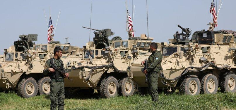 TURKEY WARNS US OVER INCREASING YPG ACTIVITY IN MANBIJ