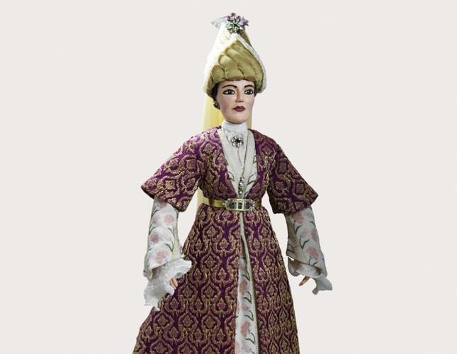 Ottoman Sultanas inspire Doll Collection