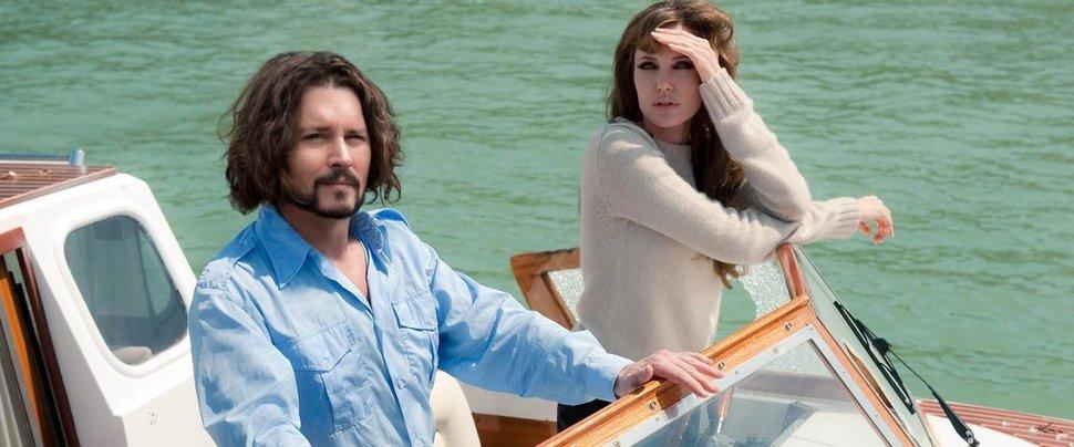 Angelina Jolie ve Johnny Deep birlikte mi?