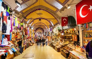 Grand Bazaar: The oldest and largest shopping centre of the world