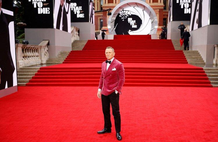 James Bond: No Time To Die Filminin Dünya Prömiyeri Yapıldı