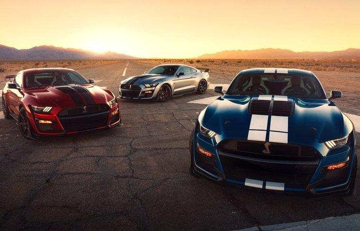 """""""İlk bakış: Yeni Ford Mustang Shelby GT500"""" haberi için lütfen..."""