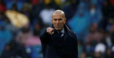 Zidane and Real Madrid under fire after defeat