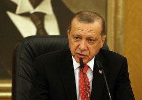 Cumhurbaşkanı Erdoğan'dan havalimanında önemli açıklamalar!