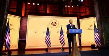 Biden: 'We're at war with virus, not with one another'