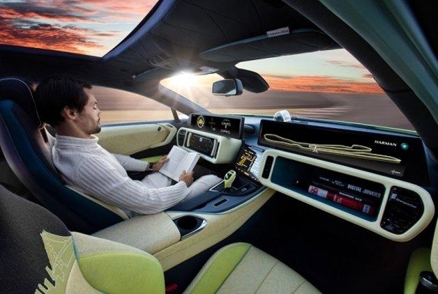 """""""Sürücüsüz araçlar 2023'de"""""""
