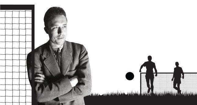 Albert Camus futboldan ahlaka dair ne öğrenmiş olabilir ki?
