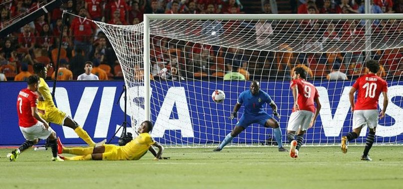 EGYPT BEAT ZIMBABWE IN AFRICA CUP OF NATIONS OPENER