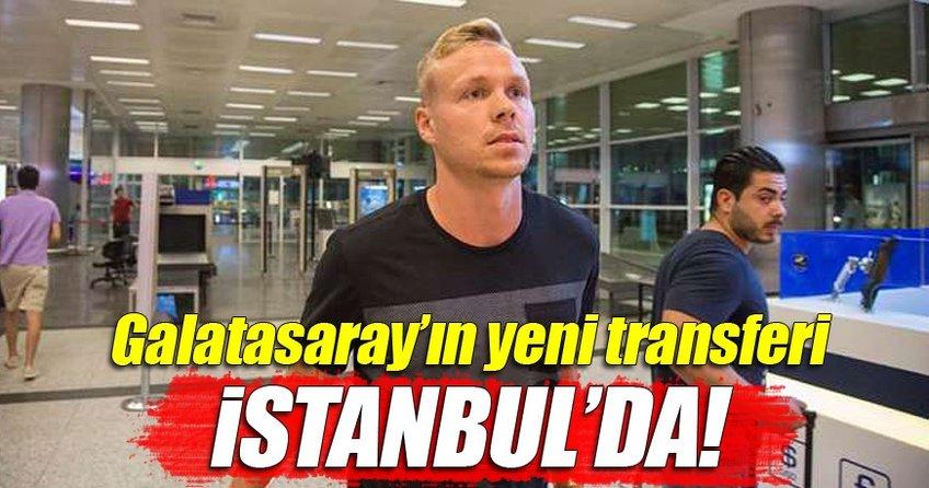 Sıgthorsson Galatasaray için geldi