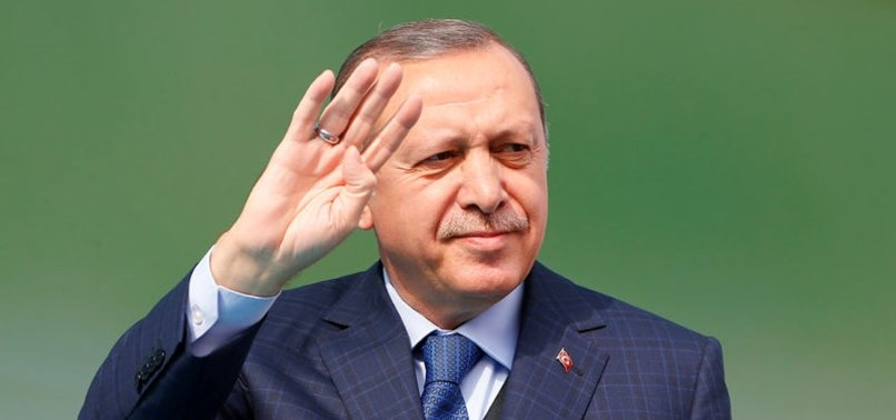 TURKEY WANTS TO WALK WITH AFRICA: ERDOĞAN