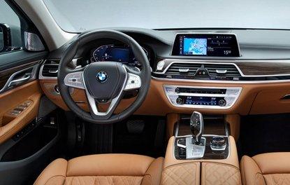 2019 BMW 7 SERİSİ TANITILDI