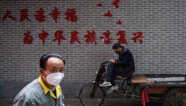 Çin'de Kitlesel Aşılama Başladı