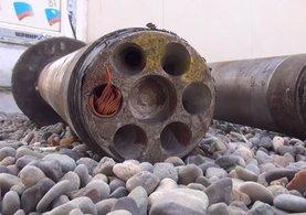 DEAŞ'in kimyasal silahı fotoğraflandı