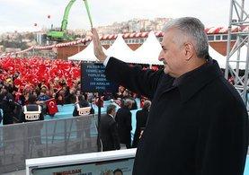 Başbakan Binali Yıldırım: 'Yarın yeni anayasa teklifimizi TBMM'ye getireceğiz'
