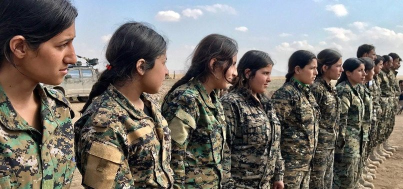 SURRENDERED KURDISH TEEN RECOUNTS HOW YPG FORCIBLY RECRUITED THEM