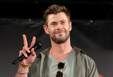 Chris Hemsworthten alkışlanacak hareket!
