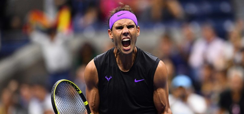 RAFAEL NADAL INTO US OPEN SEMIS IN MENS SINGLES