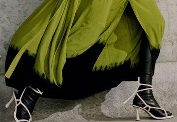 Moda Haftasının En İyi Ayakkabılarına Yakından Bakış
