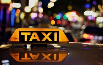 Kolombiyalı taksicilerden Uber protestosu
