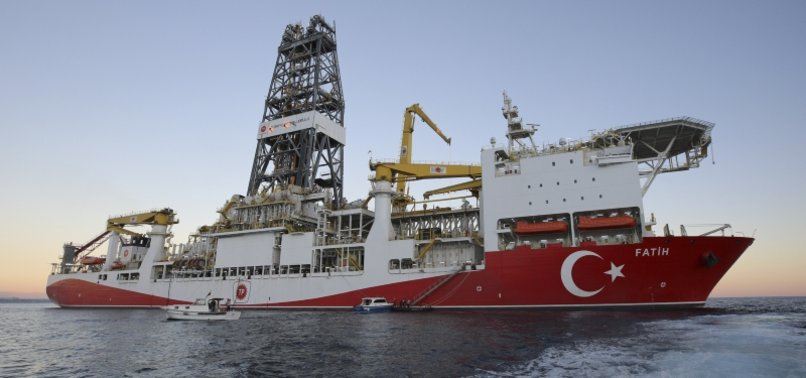 TURKEY COMMITTED TO DEFENDING RIGHTS IN MED, MAINTAINING HYDROCARBON EXPLORATIONS