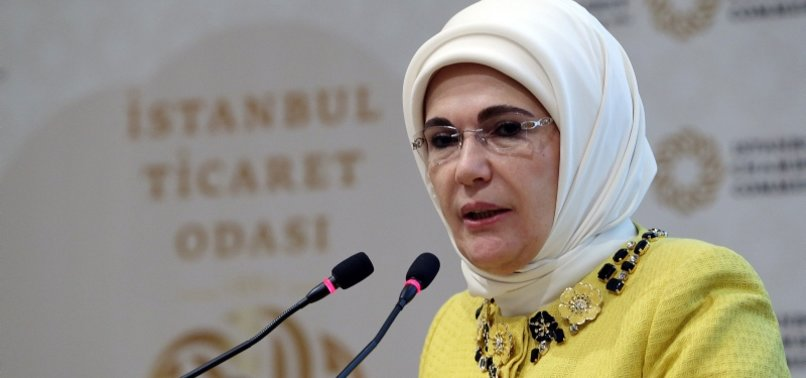 TURKISH FIRST LADY TO ROLL OUT NEW BOOK ON TURKISH CUISINE