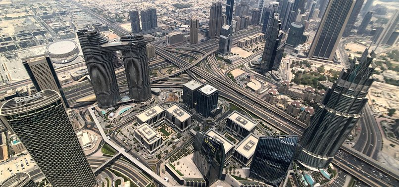 DUBAIS REAL ESTATE STAGNATION THREATENS CITYS FINANCE CENTER
