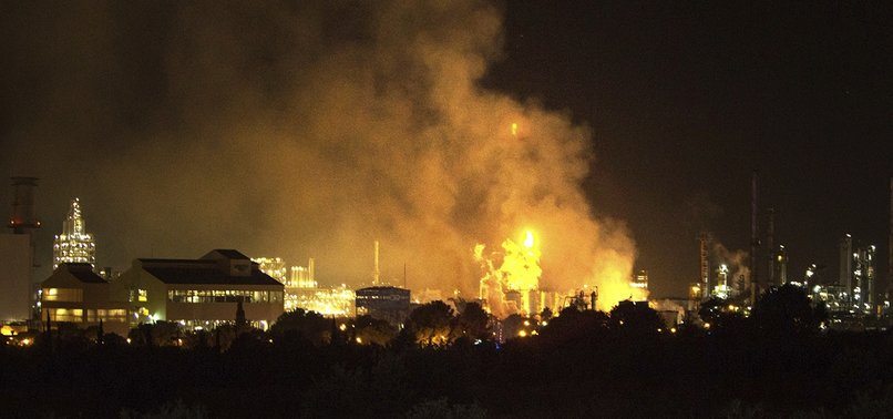 CHEMICAL LEAK FEARED AFTER EXPLOSION HITS PLANT IN SPAINS TARRAGONA