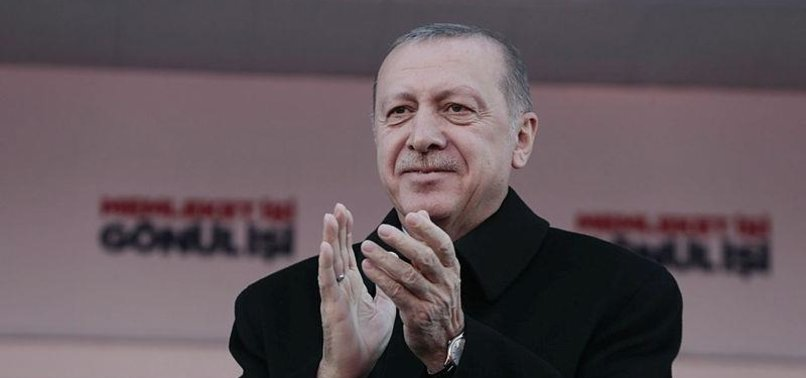 ERDOĞAN: AK PARTYS MAIN CONCERN IS TO SERVE PEOPLE BETTER