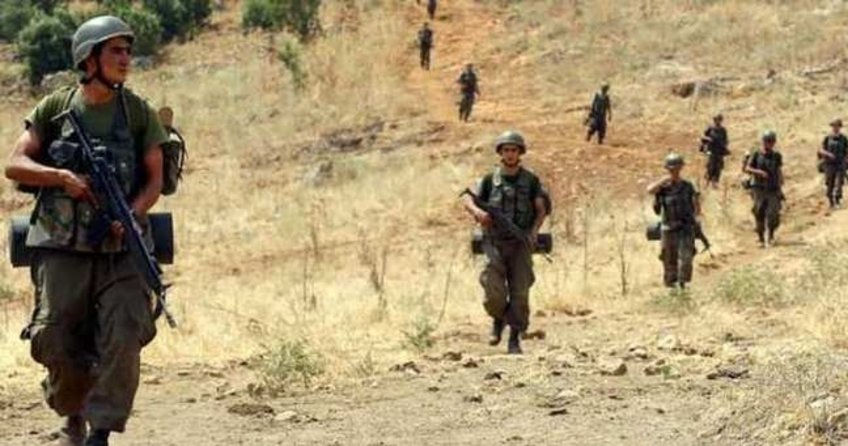 Siirt'te: 1 asker şehit, 4 asker yaralandı