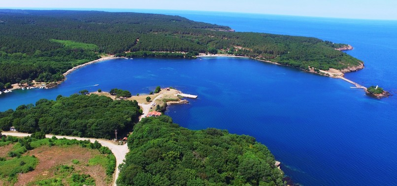 NATURE OF TURKEYS SINOP INDULGES TOURISTS WITH ITS GREENERY, SERENITY