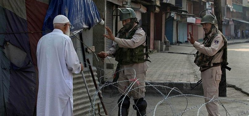 HUMAN RIGHT VIOLATIONS WORSENING IN KASHMIR - TURKISH LAWMAKER