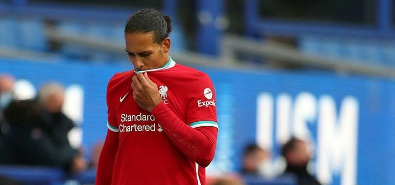 VAN DIJK VOWS TO COME BACK STRONGER FROM KNEE SURGERY