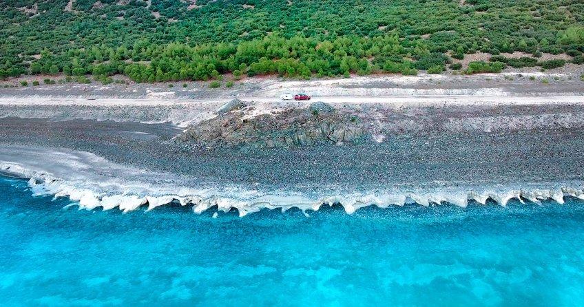 Türkiye'nin yeni gözdesi Salda Gölü turistlerin ilgi odağı!